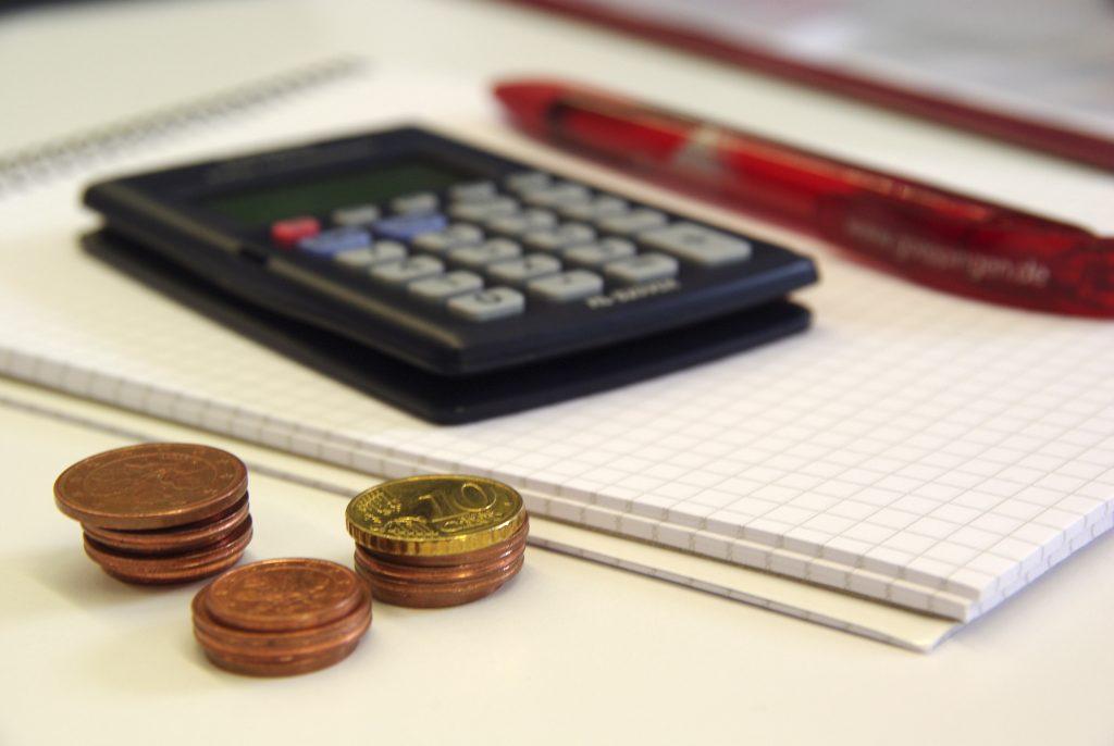 Sparen und Teilen